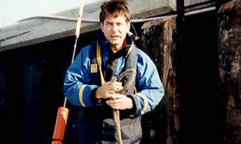 Walter Sailing