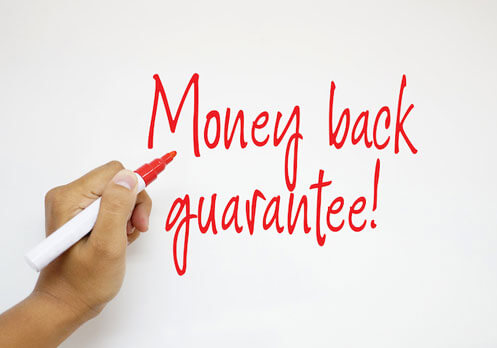 lasy drawing money back guarantee
