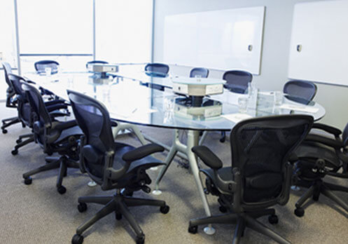 Board Room Table And Chairs
